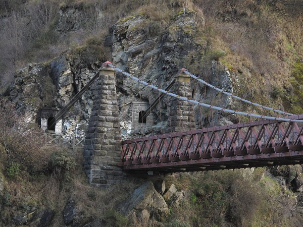 Kawarau Suspension Bridge