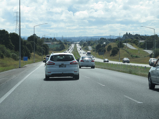 Auckland's Southern Motorway